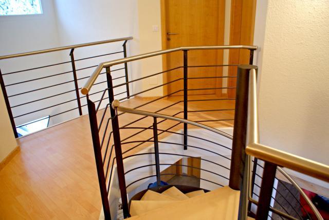Escalier colima on - Escalier colimacon acier ...