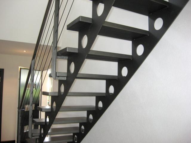 Escalier m tallique - Escalier metal occasion ...