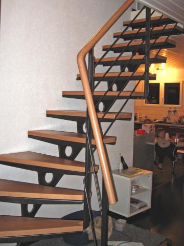 Limons d coup s - Limon escalier metallique ...